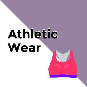 Athletic & Workout Wear Section